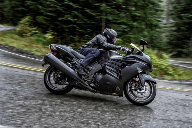 Ninja ZX-14R-SE motorcycles 2016 wallpaper