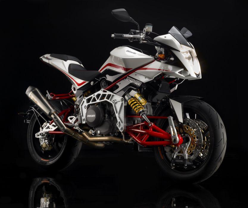 Bimota Tesi-3D Naked motorcycles 2010 wallpaper