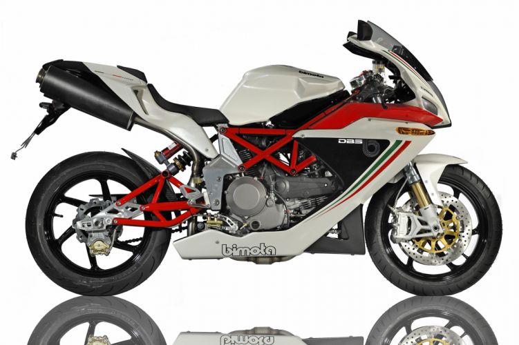 Bimota DB5 motorcycles 2005 wallpaper