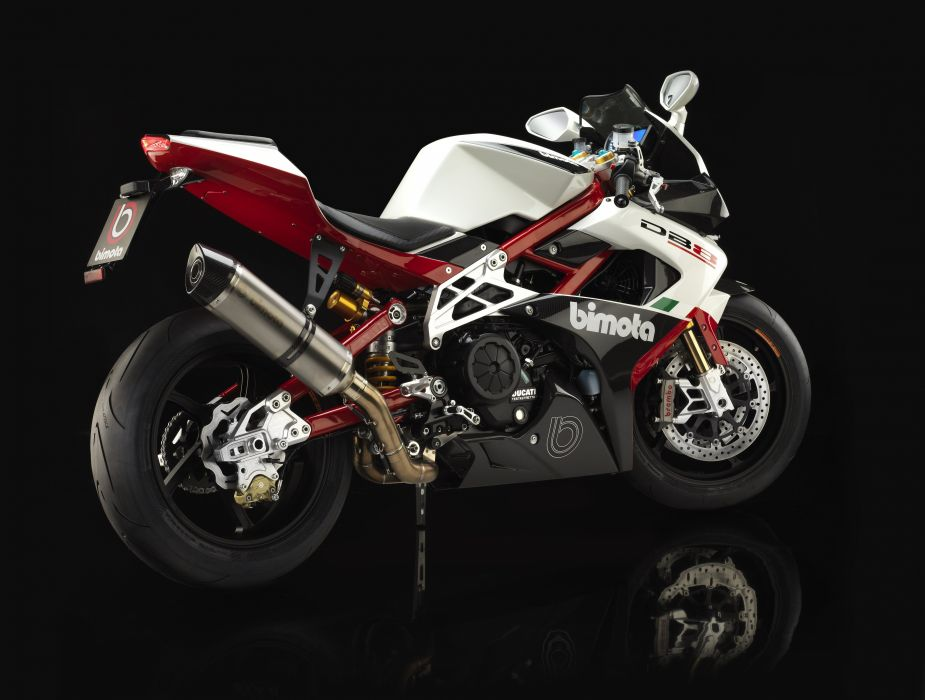 Bimota DB8 Italia motorcycles 2013 wallpaper