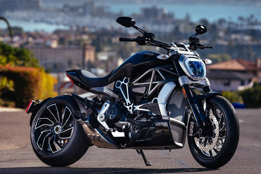 Ducati XDiavel-S motorcycles 2016 wallpaper
