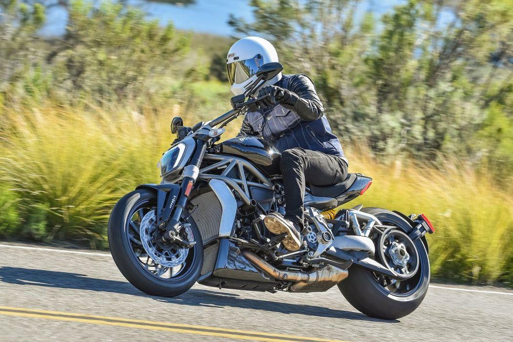 Ducati XDiavel-S motorcycles 2016 wallpaper