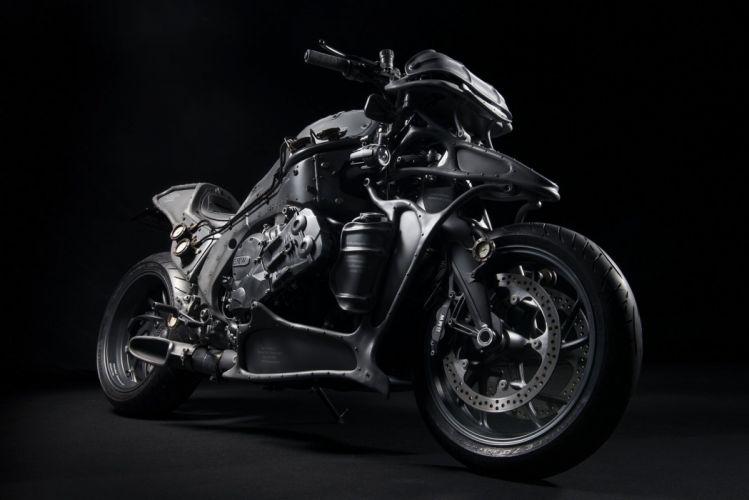 BMW Juggernaut Hot-Dock Custom motorcycles 2015 wallpaper