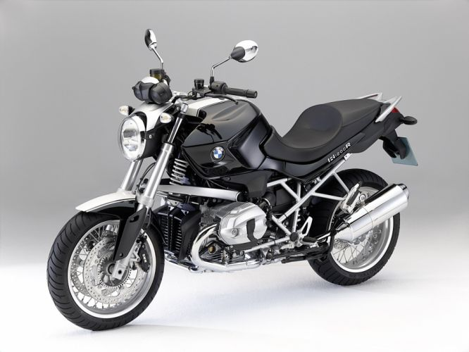 BMW R-1200-R Classic motorcycles 2010 wallpaper