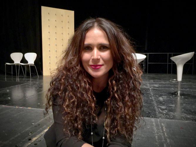 Rosa Lopez cantante espay wallpaper