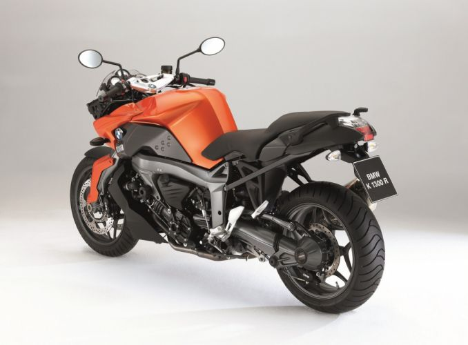 BMW K-1300-R motorcycles 2009 wallpaper