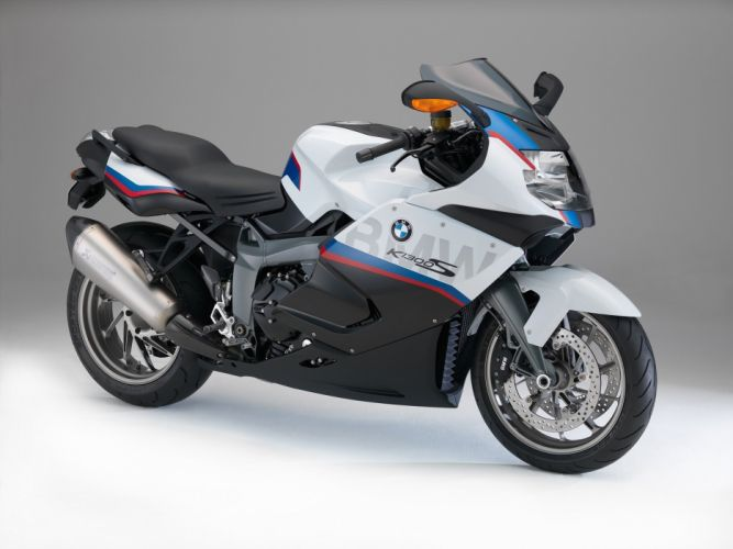 BMW K-1300-S motorcycles 2008 wallpaper