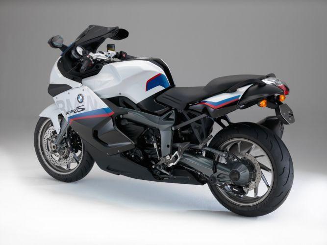 BMW K-1300-S motorcycles 2008 wallpaper