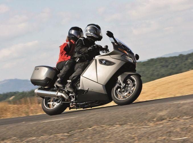 BMW K-1300-gt motorcycles 2009 wallpaper