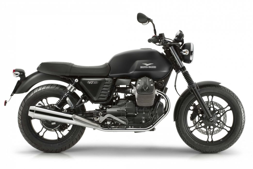 Moto Guzzi V7-II Stone motorcycles 2014 wallpaper