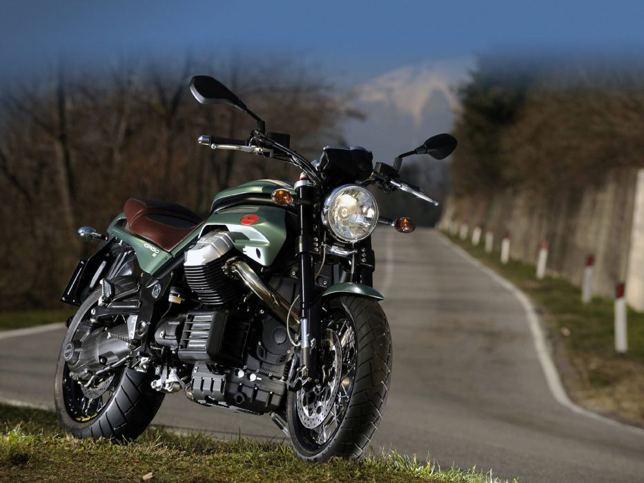 Moto Guzzi Griso 1200 8V-S E motorcycles 2009 wallpaper
