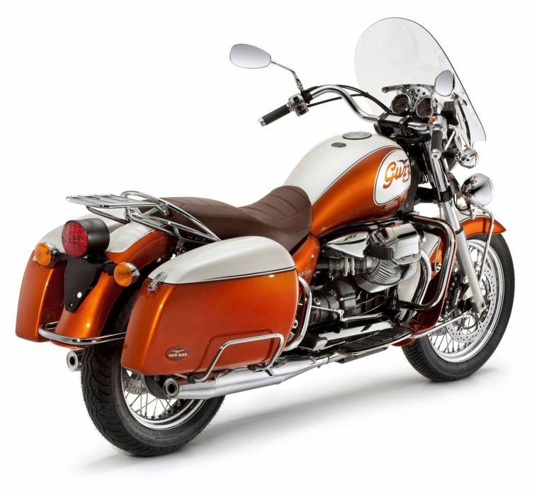 Moto Guzzi California-90 motorcycles 2011 wallpaper