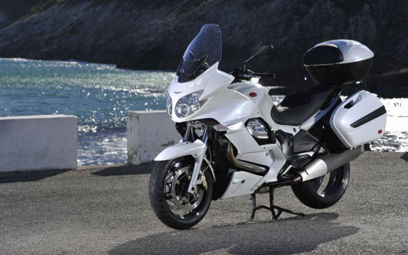 Moto Guzzi Norge GT8V motorcycles 2014 wallpaper