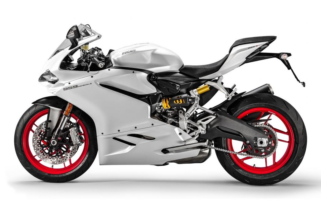 Ducati 959 Panigale motorcycles 2016 wallpaper