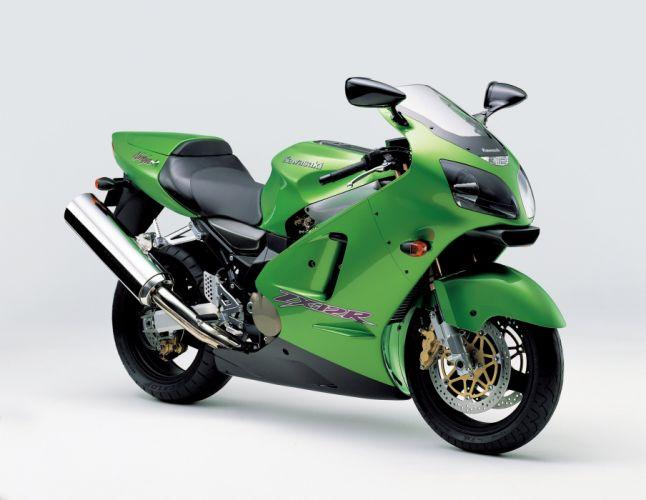 Kawasaki Ninja ZX-12R motorcycles 2000 wallpaper