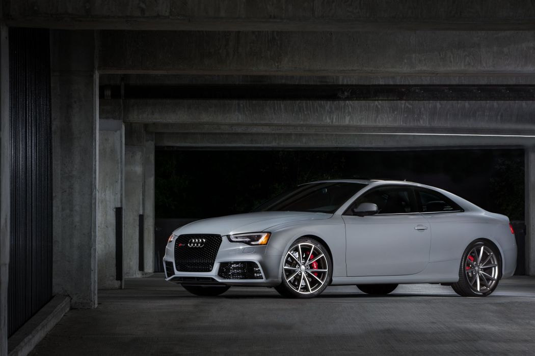 Audi RS5 Coupe Sport edition 2015 wallpaper