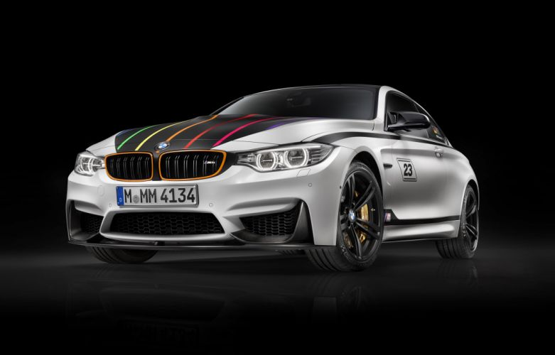 BMW M4 DTM Champion Edition 2014 wallpaper