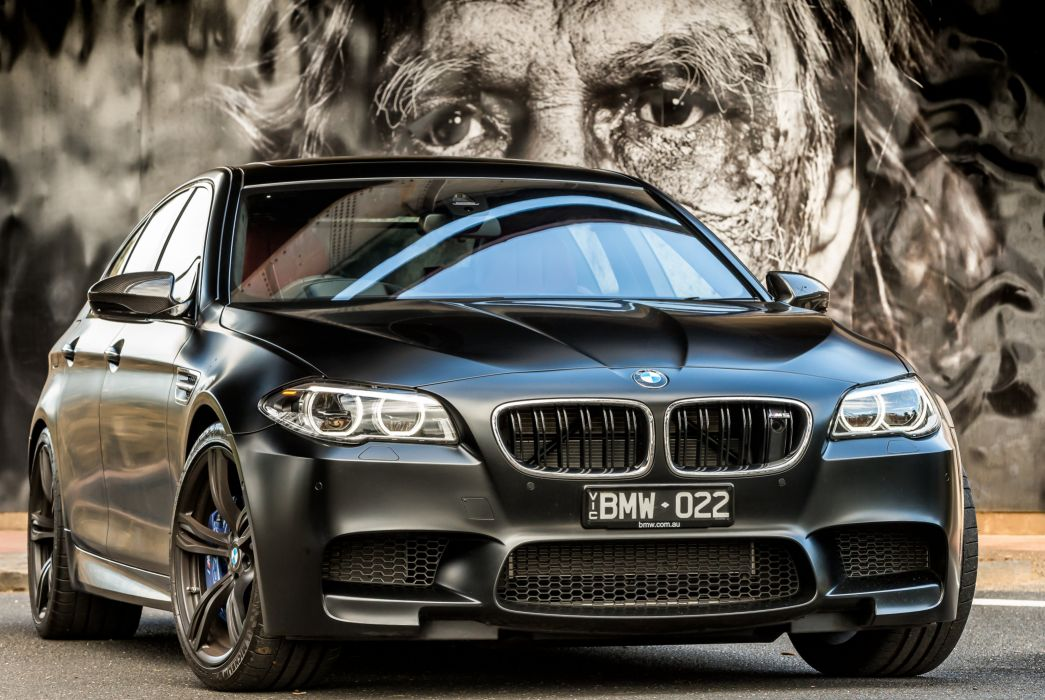 BMW M5 Nighthawk 2015 wallpaper