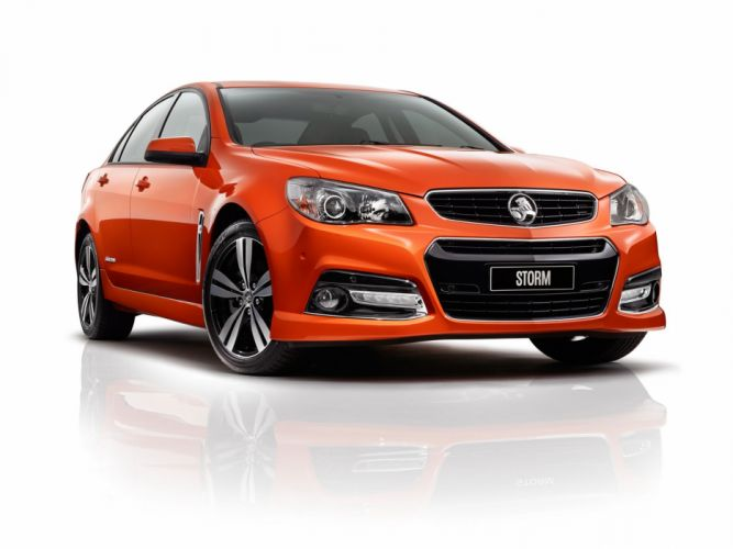 Holden Commodore SS Storm 2014 wallpaper