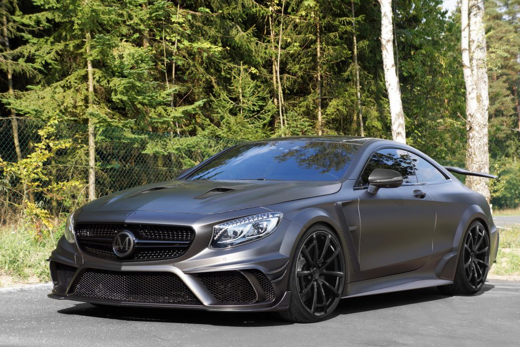 Mansory Mercedes-Benz S63 AMG Coupy wallpaper