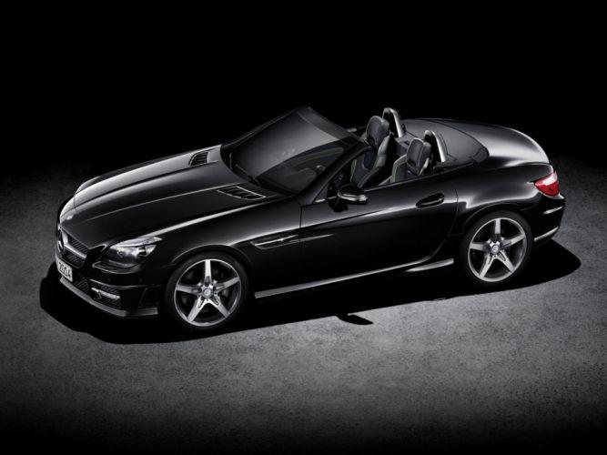 Mercedes-Benz SLK350 AMG Sports Package CarbonLOOK Edition 2014 wallpaper