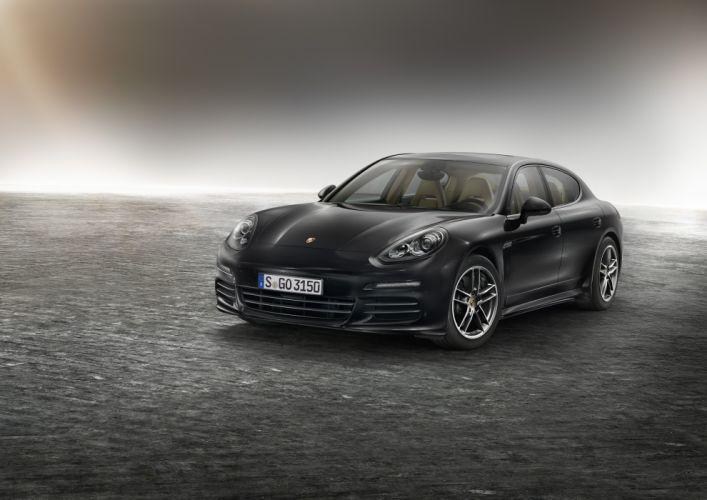 Porsche Panamera Edition 2015 wallpaper