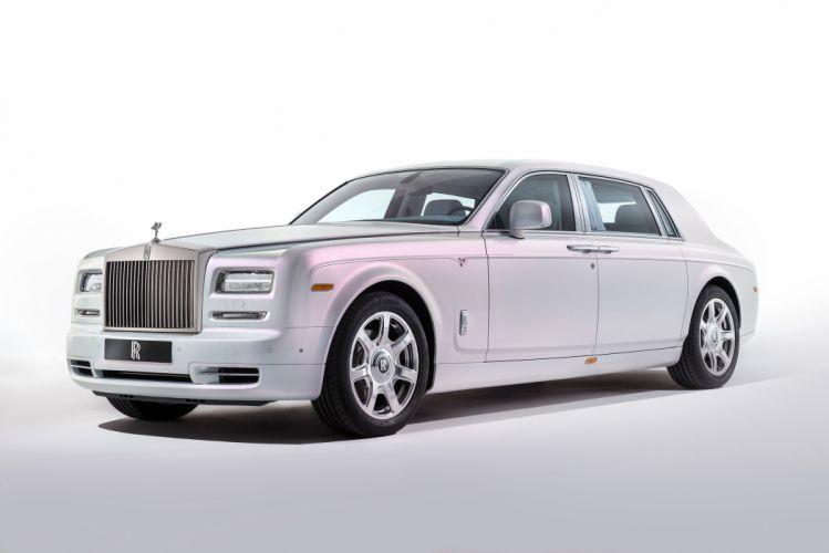 Rolls-Royce Phantom Serenity 2015 wallpaper