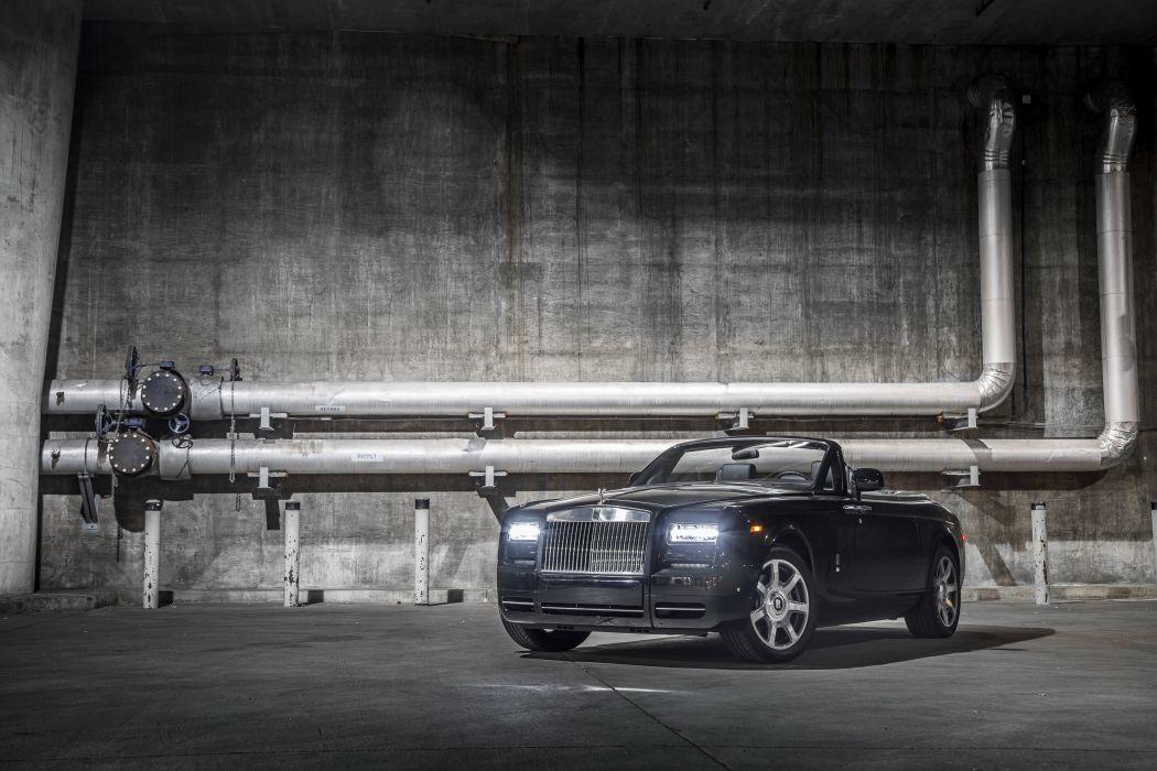 Rolls-Royce Phantom Drophead Coupe Nighthawk 2015 wallpaper