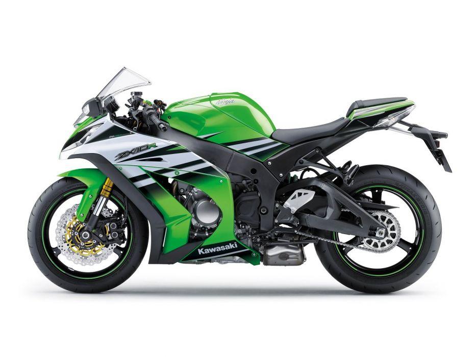 Kawasaki Ninja ZX-10R 30th Anniversary Edition motorcycles 2015 wallpaper