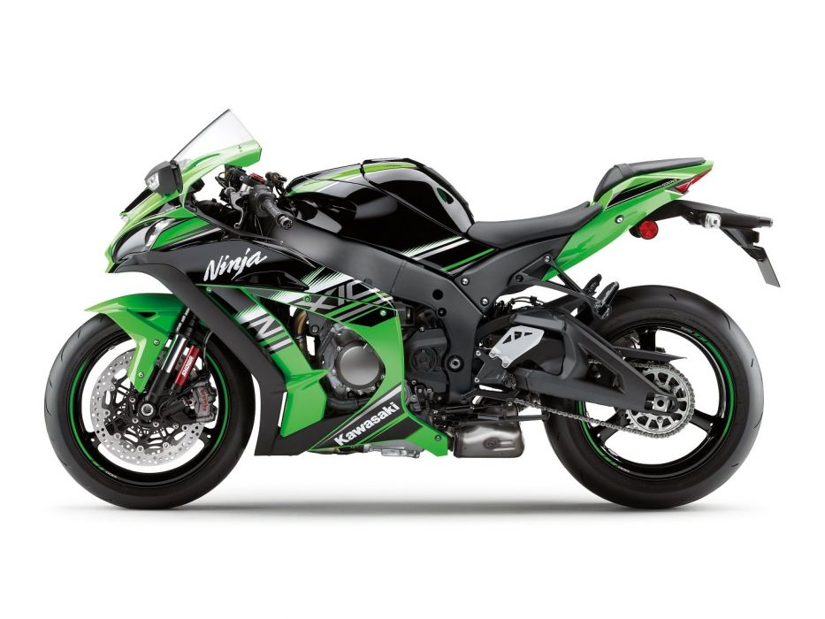Kawasaki Ninja ZX-10R KRT Edition motorcycles 2016 wallpaper