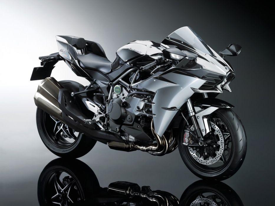 Kawasaki Ninja H2 Motorcycles 2015 Wallpaper 1474x1106 1022929