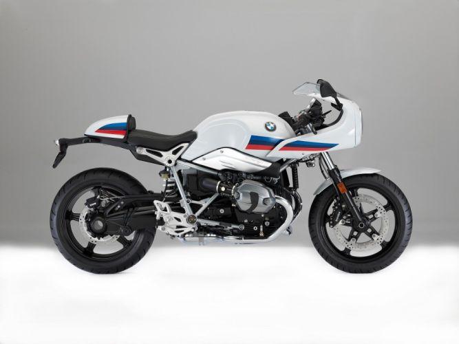 BMW R-nineT Racer motorcycles 2016 wallpaper