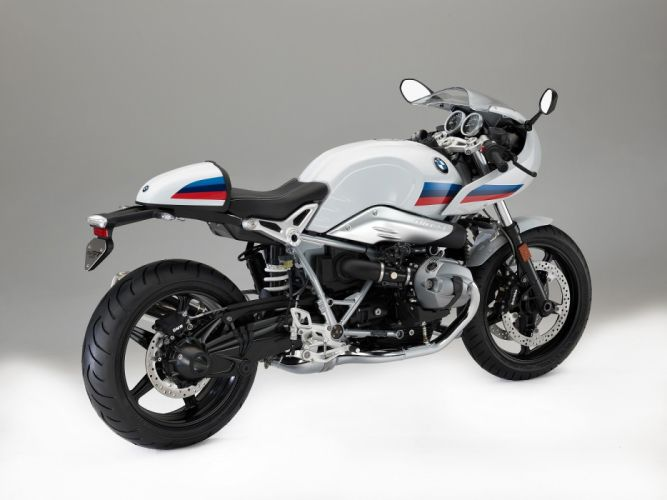 BMW R-nineT Racer motorcycles 2016 wallpaper