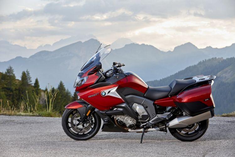 BMW K-1600-GT motorcycles 2016 wallpaper