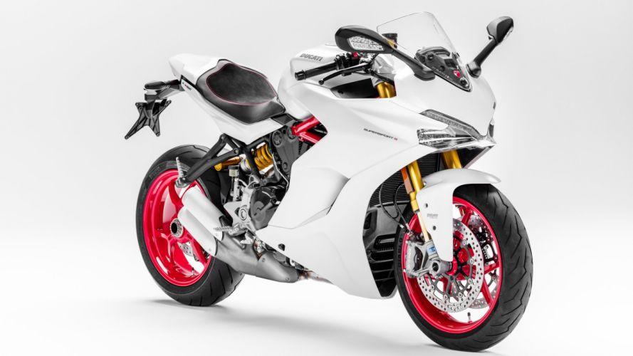 201 Ducati SuperSport-S motorcycles wallpaper