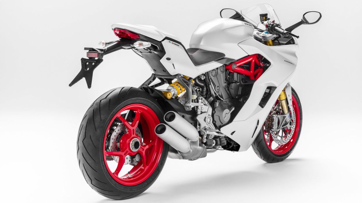 201 Ducati SuperSport-S motorcycles wallpaper