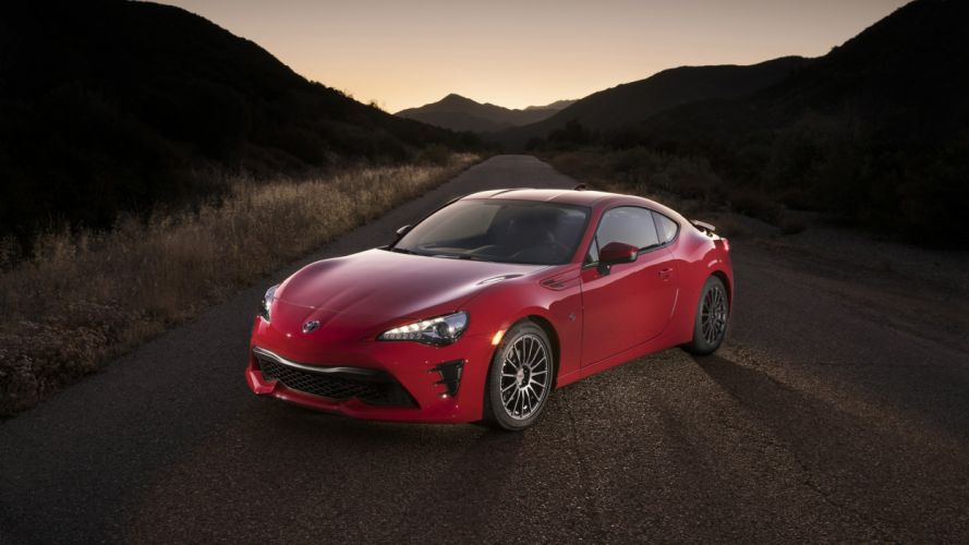 2016 Toyota-86 cars coupe wallpaper