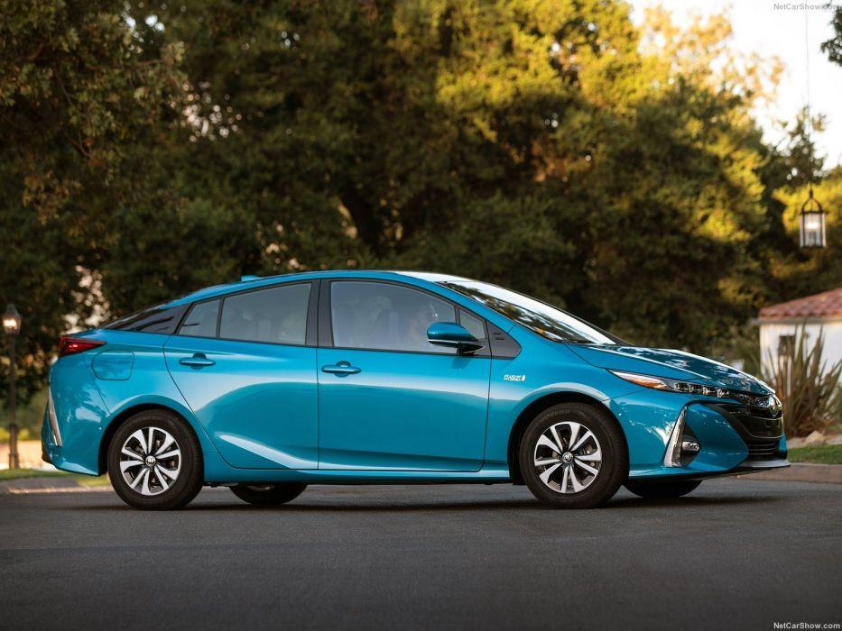 2016 cars hybrid plug-in prime prius toyota wallpaper