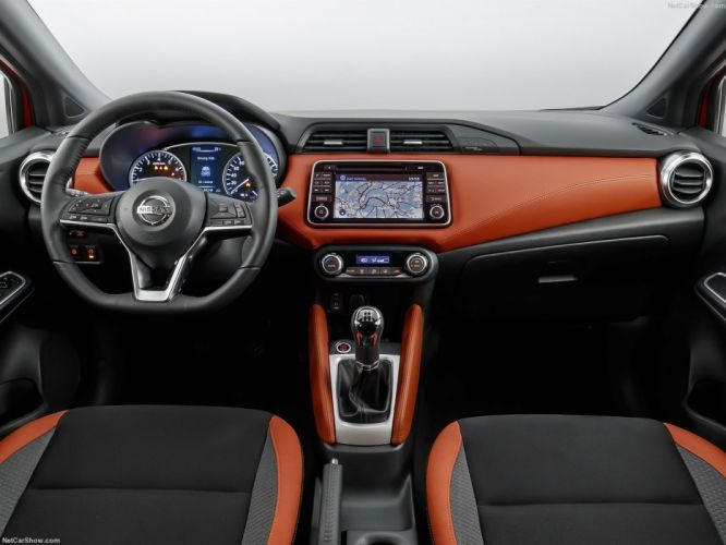 Nissan Micra cars 2016 wallpaper