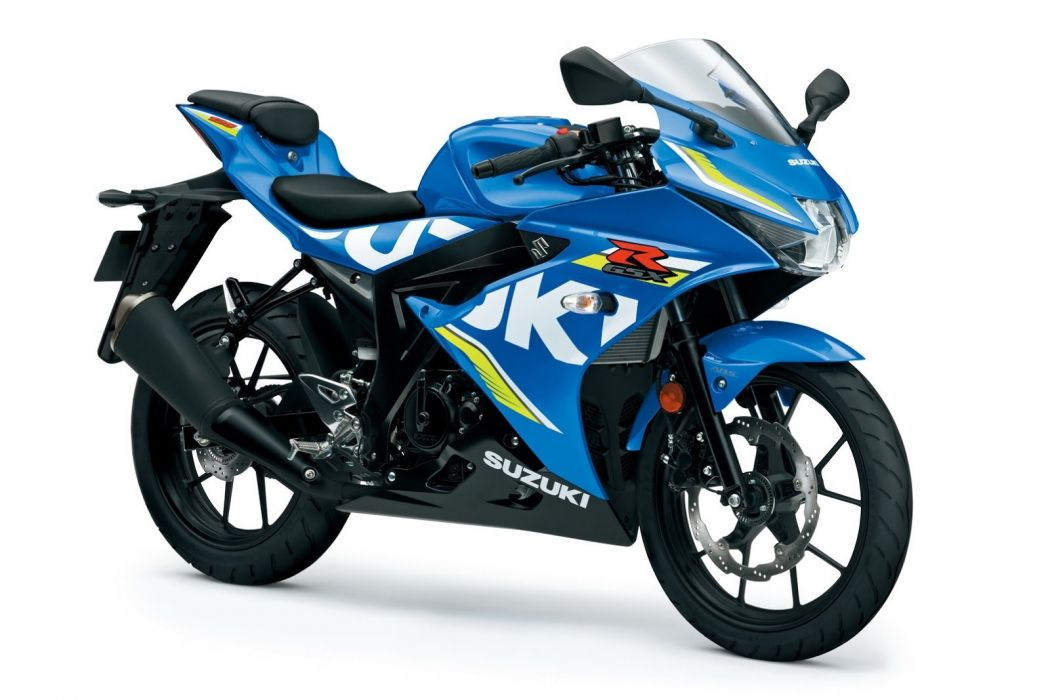 SUZUKI GSX-R125 motorcycles 2016 wallpaper