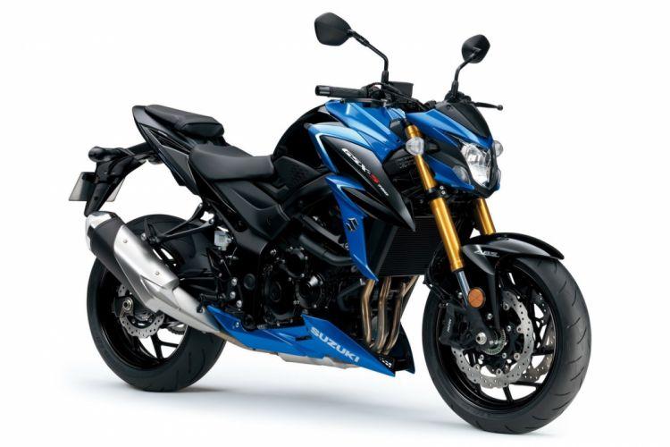 suzuki GSX-S750 motorcycles 2016 wallpaper