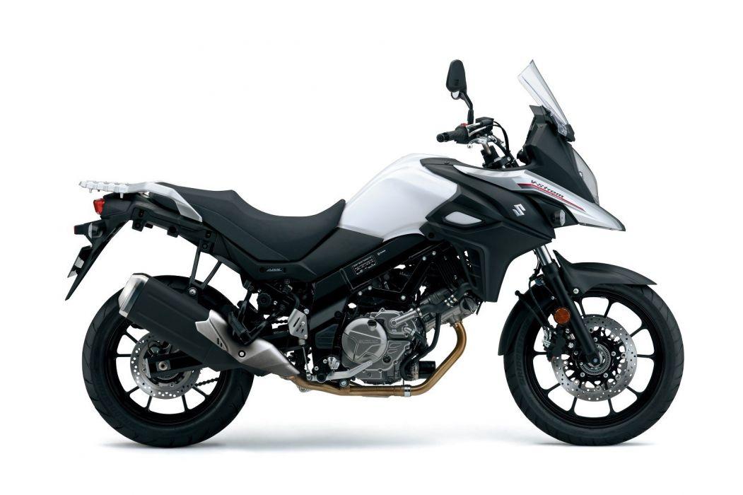 Suzuki DL-650 V-Strom motorcycles 2016 wallpaper