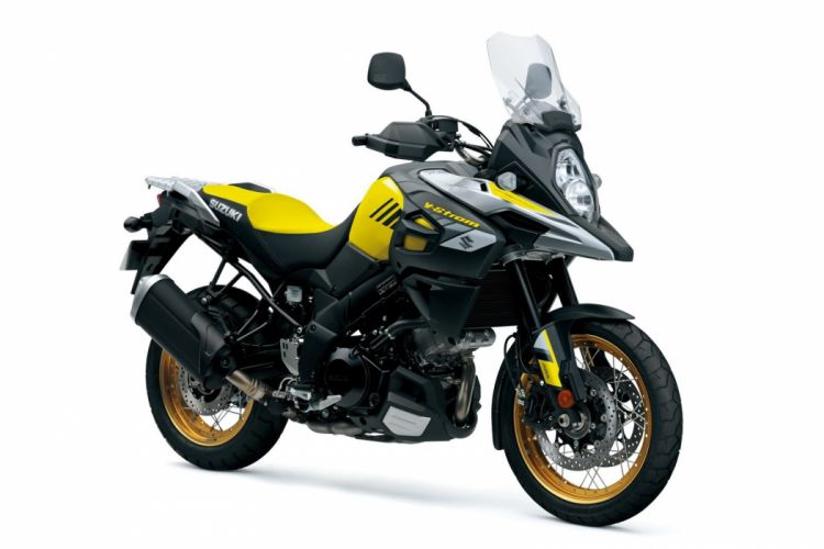 SUZUKI V-STROM 1000 motorcycles 2016 wallpaper