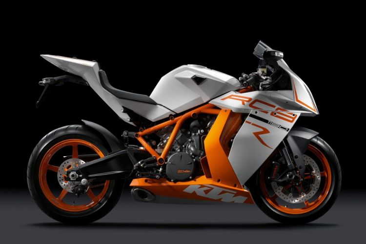 KTM 1190 RC8-R motorcycles 2011 wallpaper