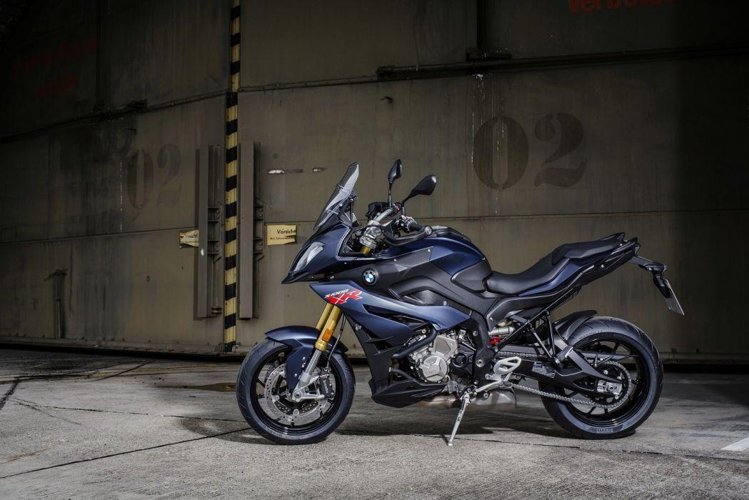 BMW S-1000-XR motorcycles 2016 wallpaper
