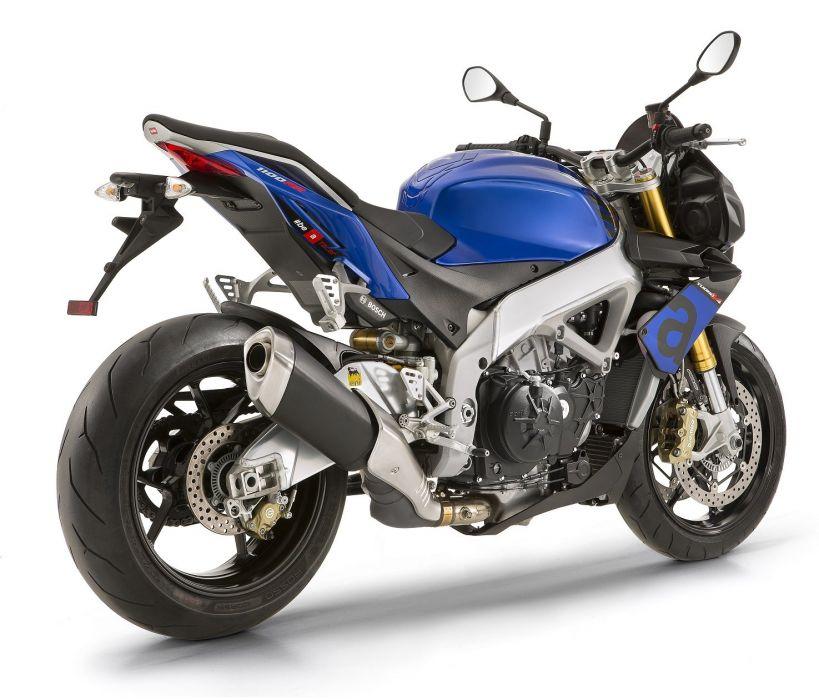 Aprilia Tuono-V4 1100-RR motorcycles 2015 wallpaper