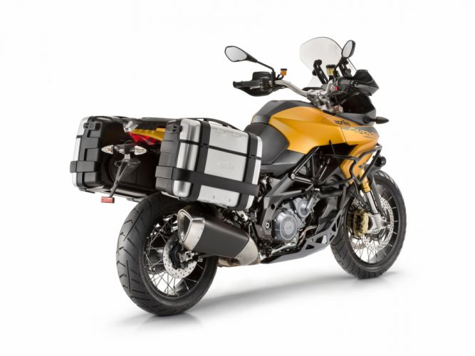 Aprilia Caponord 1200 rally motorcycles 2015 wallpaper