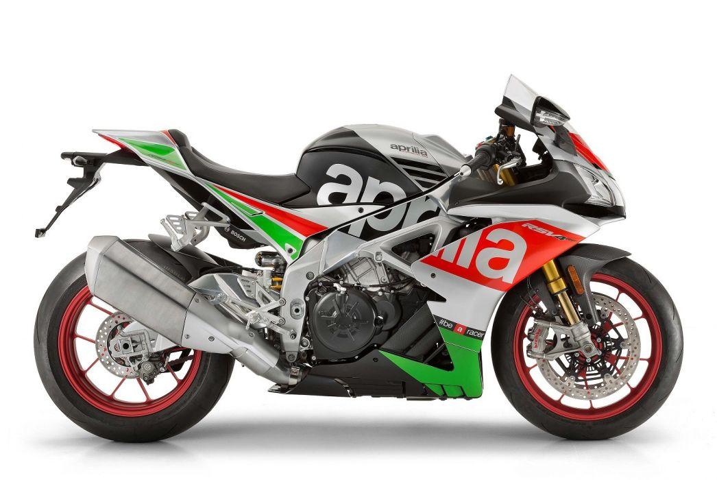 Aprilia RSV4-RF MOTORCYCLES 2016 wallpaper