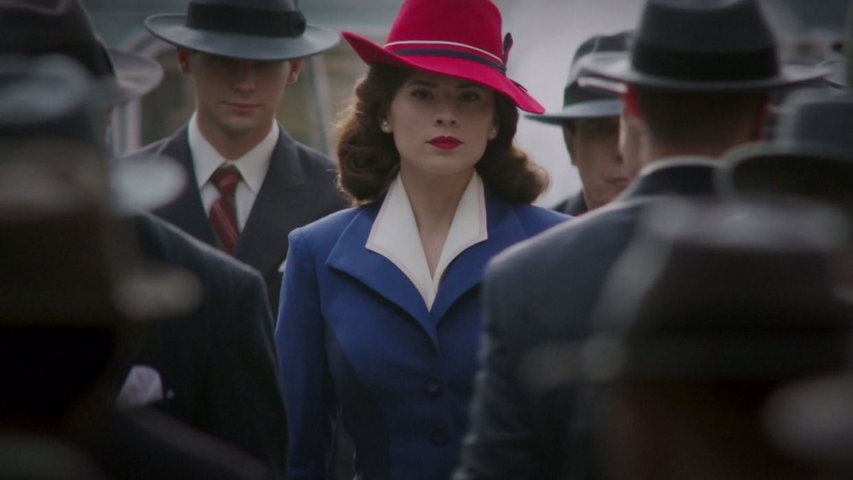 Agent Carter serie tv ciencia ficcion wallpaper