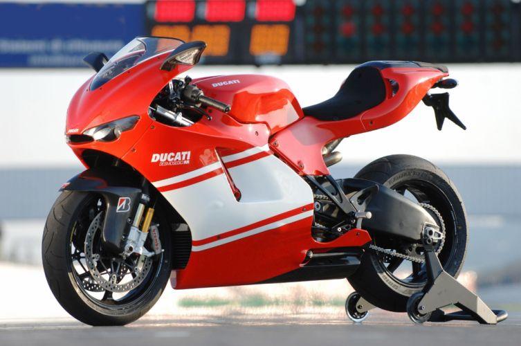 Ducati Desmosedici-RR motorcycles 2007 wallpaper